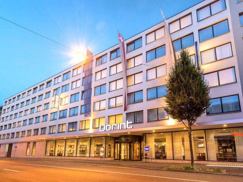 Dorint Hotel Basel Parking